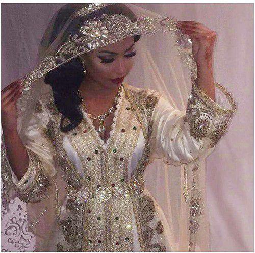 Robe de mariée: la princesse et le voyou   – Caftan