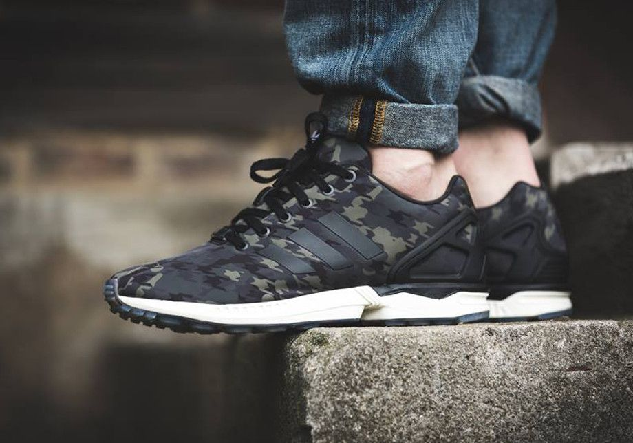 Italia Independent x Adidas ZX Flux 'Camouflage' post image