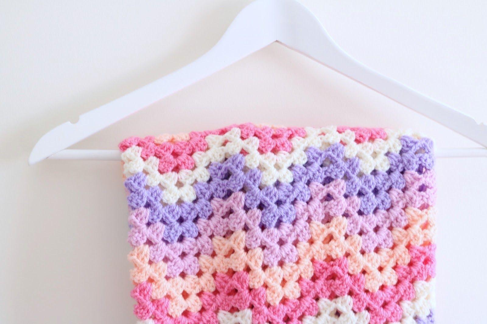Sarah-Jayne / 27th September 2014Crochet | Granny Chevron blanket ...
