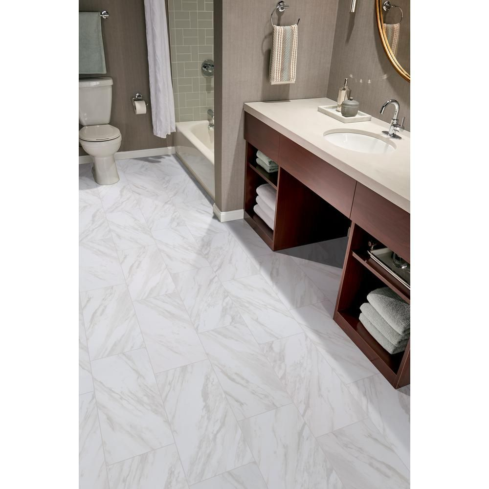 Home Decorators Collection Kolasus White 12 In X 24 In Matte Porcelain Floor And Wall Tile 2 Sq Ft Nhdkolwhi1224 The Home Depot Porcelain Flooring Wall Tiles Floor And Wall Tile