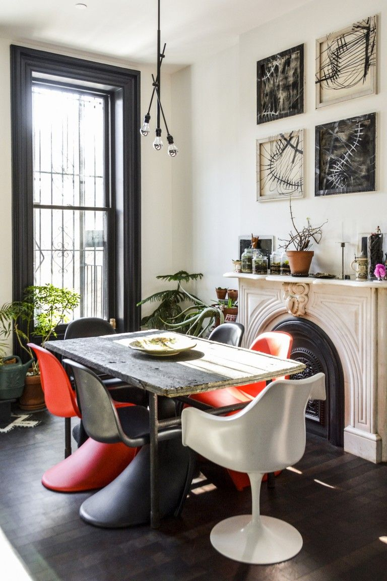 Brooklyn Dining Room By Gregory Merkel And Ana Catalina Rojas | Remodelista