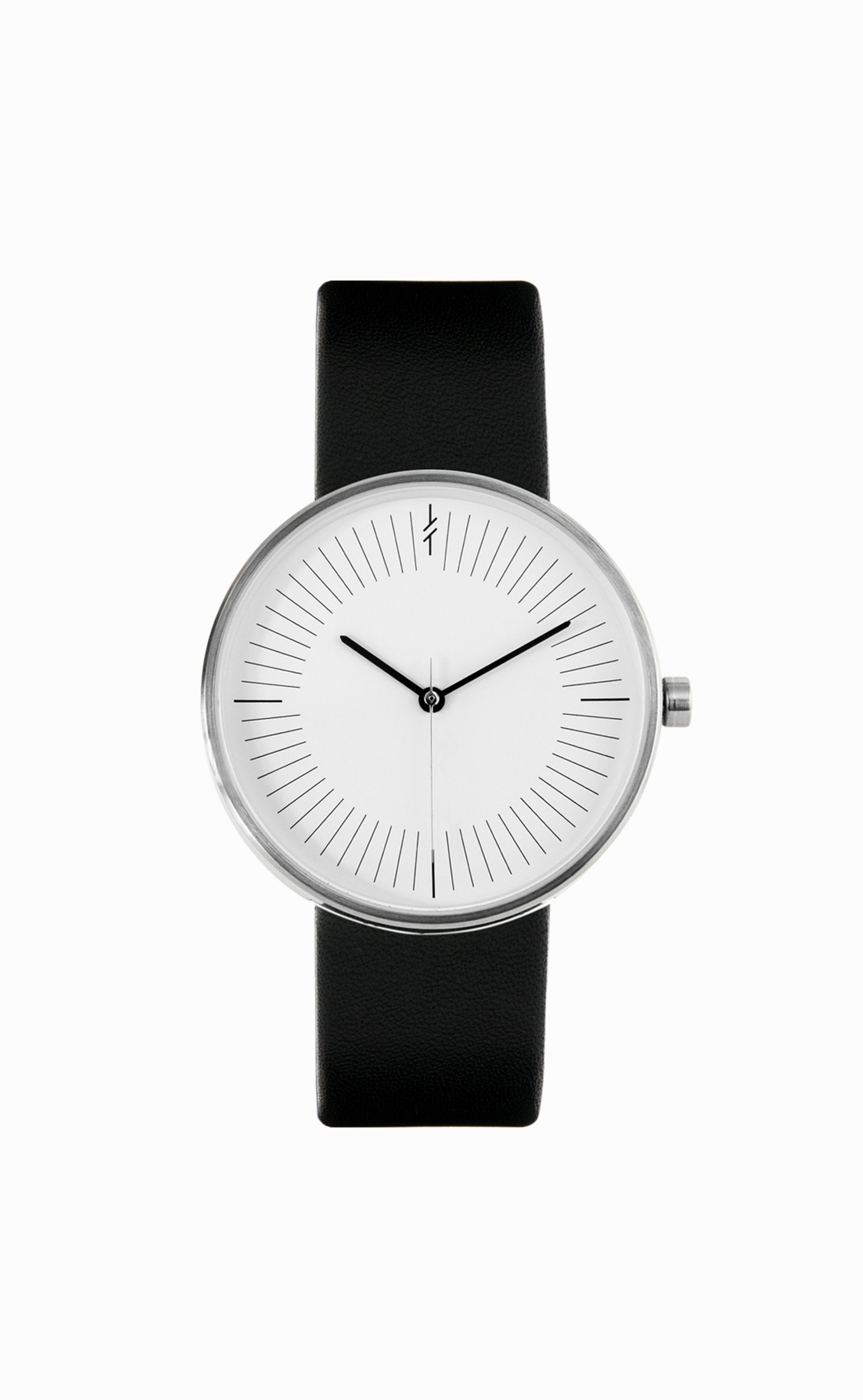 watches stylish and black pin link classic