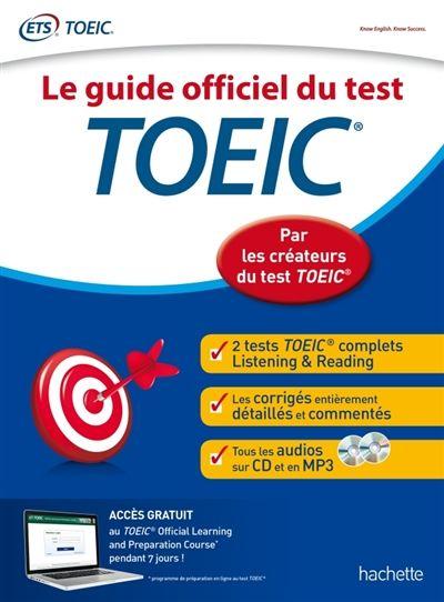 420 76 toeic le guide officiel du test toeic s villers le rh pinterest com toeic official test-preparation guide download free toeic official test-preparation guide download free