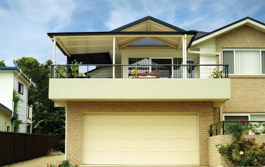 Stratco Outback Gable available now from Verandah