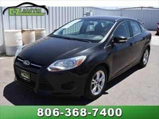 2013 Ford Focus Se At Ez Auto In Lubbock Texas Used Ford