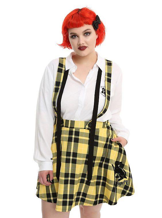 5a8c0dc5b Harry Potter Hufflepuff School Skirt Plus Size | Gimme Gimme Gimme ...
