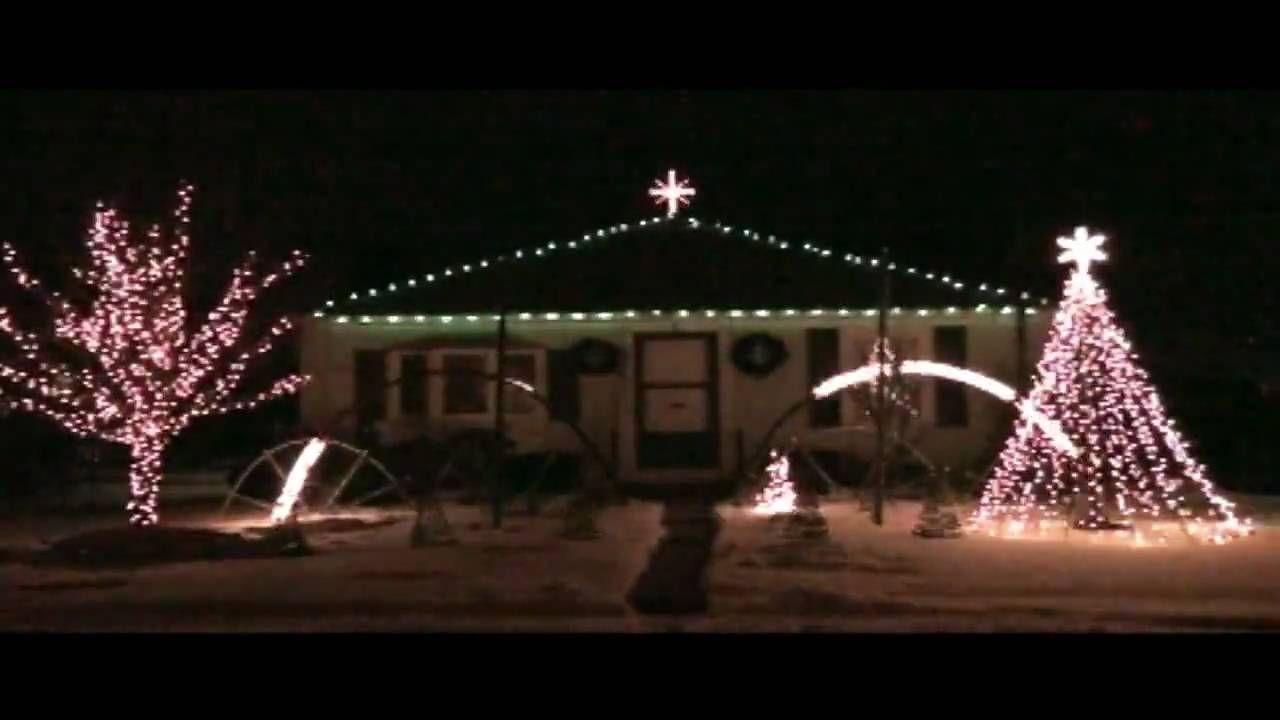 Hamster Dance Song Crazy Christmas Lights Christmas Lights