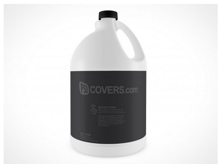 20 Free High Quality Packaging Mockup Psd Files For Presentation Packaging Mockup Bottle Mockup Bleach Bottle