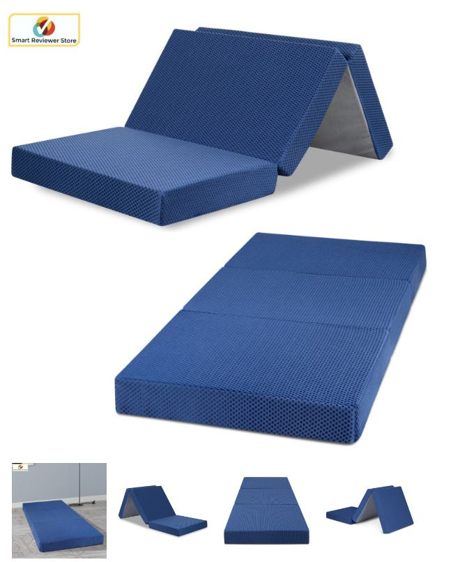 Best 4 Tri Single Folding Memory Foam Mattress Size 75 X 25 400 x 300
