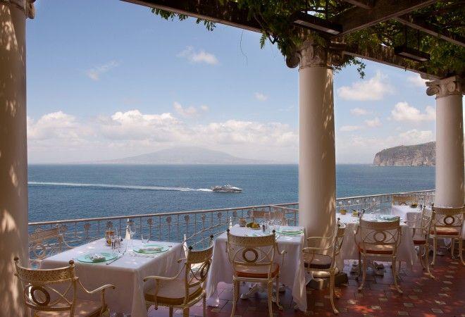 Bellevue Syrene, Amalfi Coast, Italy Bellevue syrene