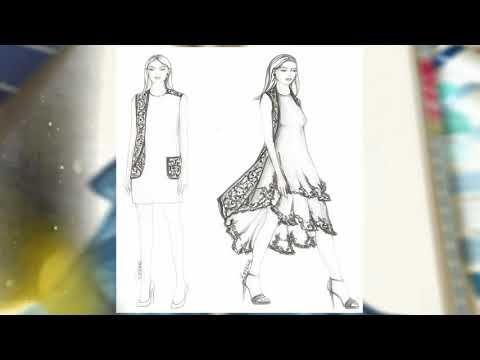 Fashion sketches outfit#fashionworld#style#attitude😎😎😎😎 - YouTube