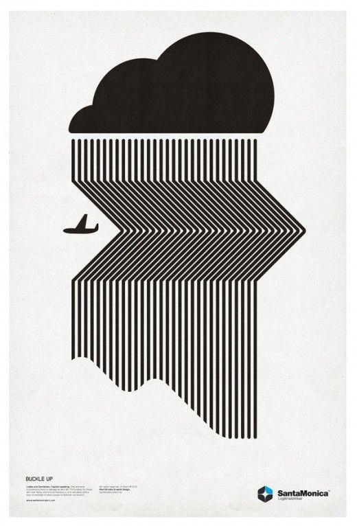 25 Beautiful Black White Print Designs