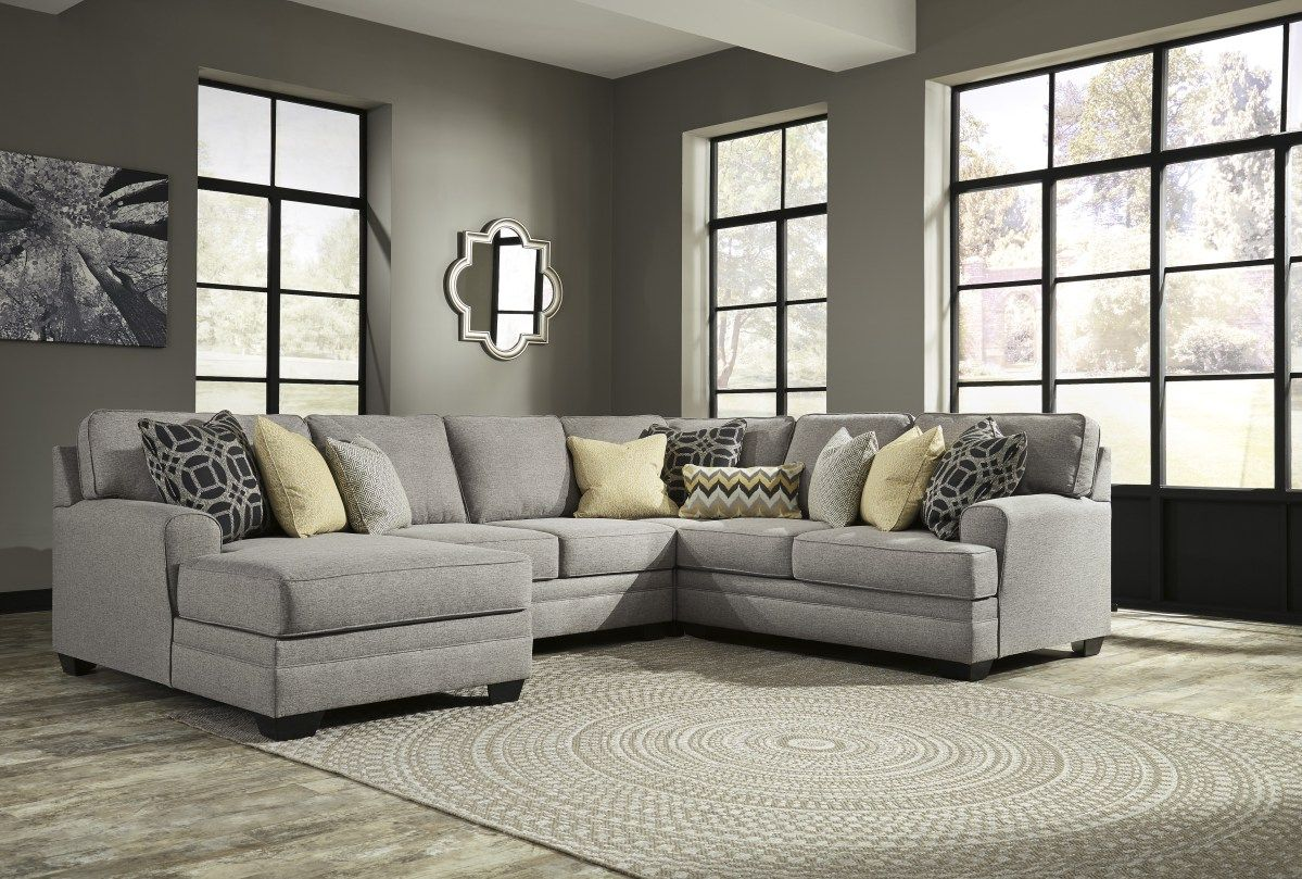 Cresson 4 Piece Sectional U2013 Best Deal Furniture