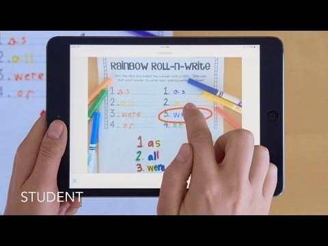 Seesaw The Learning Journal. A new app from Shadow