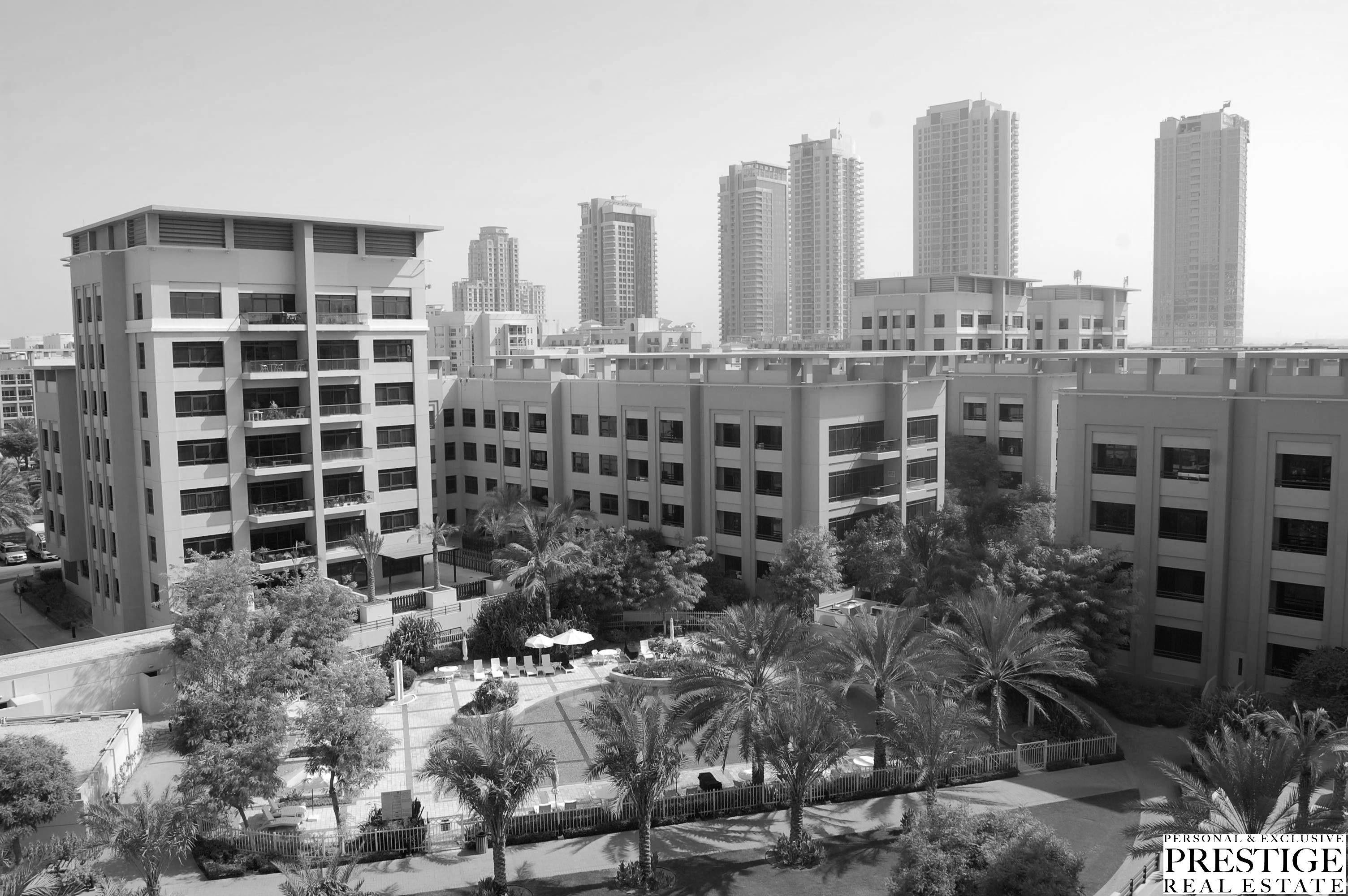 Rented 1 Bedroom Apartment in Al Samar Greens To rent