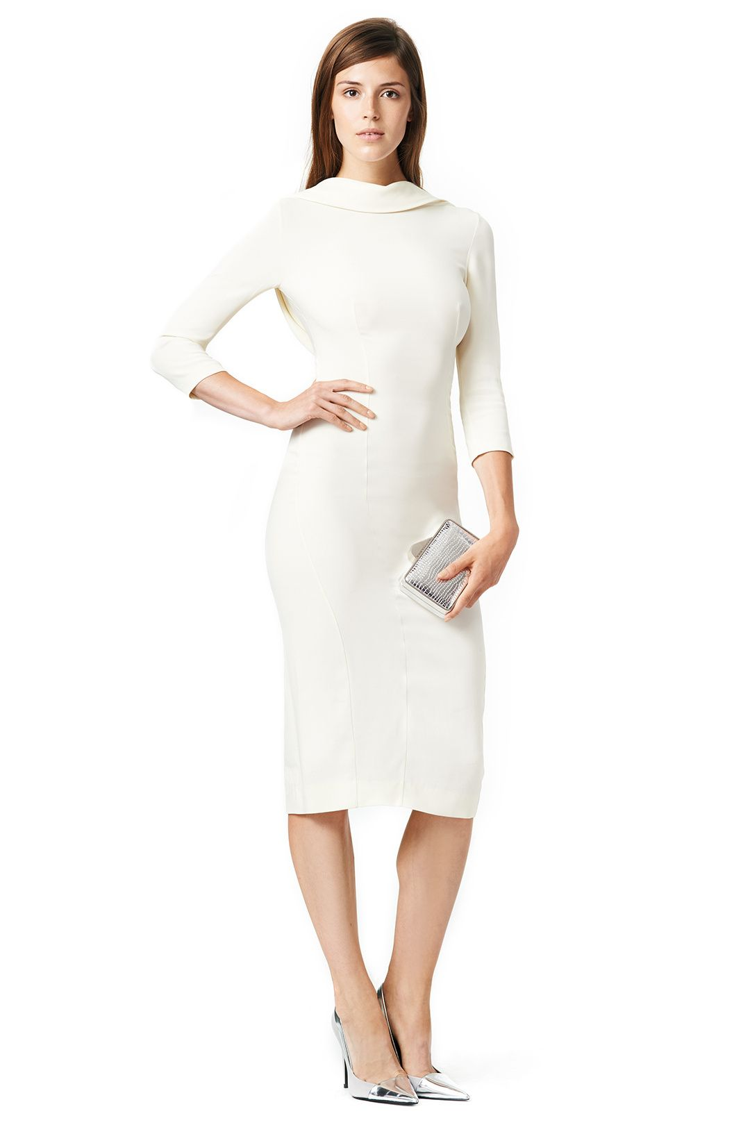 Graceful Sixties Sheath by DSquared for $125 | Rent The Runway