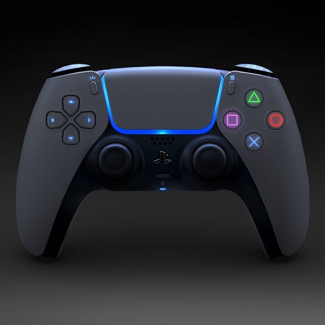Instagram in 2020 Playstation controller, Video game