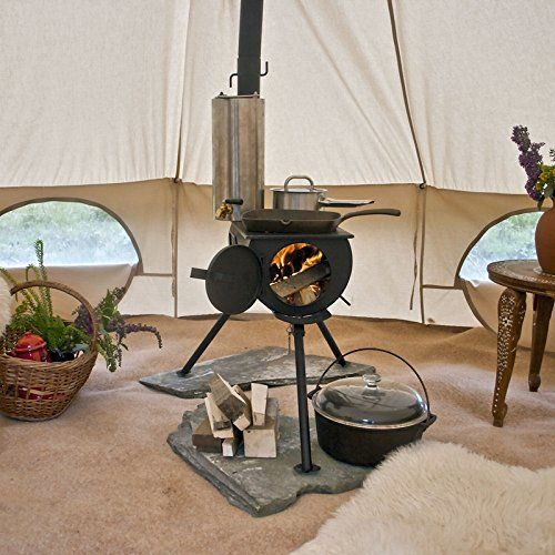 The popular frontier stove is great for heating your tent cooking on or even & The popular frontier stove is great for heating your tent cooking ...