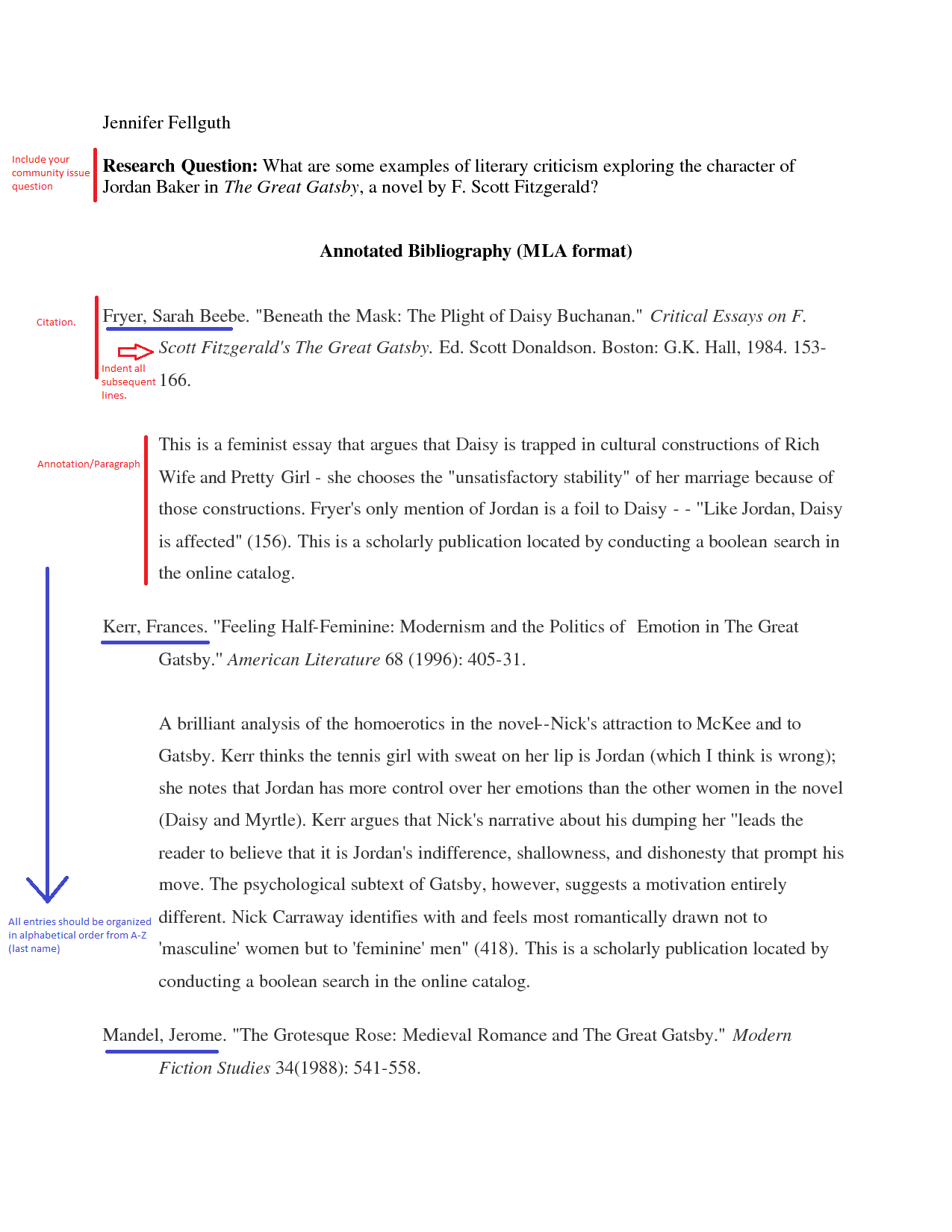 What Is The Format For An Essay Annotated Bibliography Help  Annotated Bibliography  Pinterest