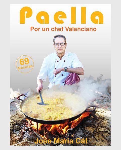Portado libro sobre arroces y fideuàs valencianos