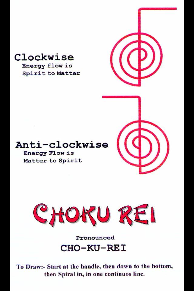 Choku Rei Chakras Balancing Pinterest Chakras Reiki Therapy