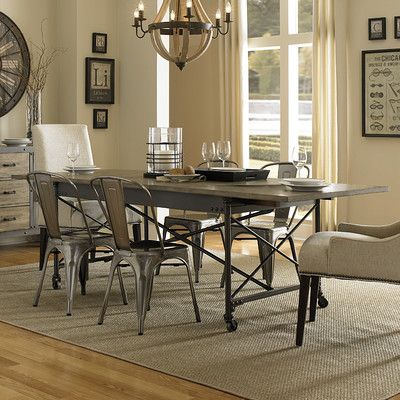 Room · Magnussen Furniture Walton Dining Table