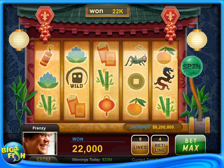 Big Fish Casino Free Slots, Blackjack, Roulette, Poker