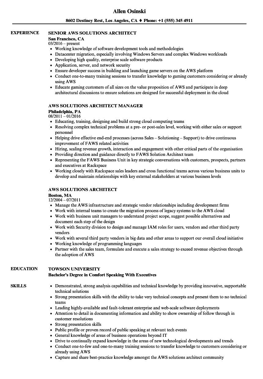 Aws Solutions Architect Resume Samples Velvet Jobs Wonderful Aws Solutions Architect Resume Samples Velvet Jobs Aws Sample Resumes It Rea Software Reichel