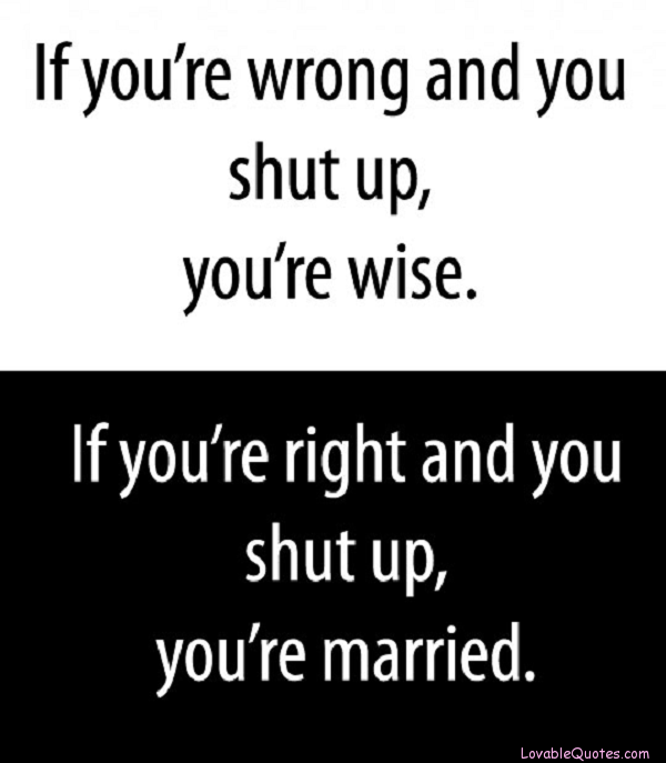 Married Quotes Getting Funny About