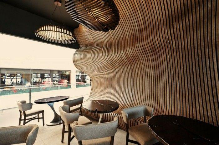 43 super Ideen für braune Wandgestaltung