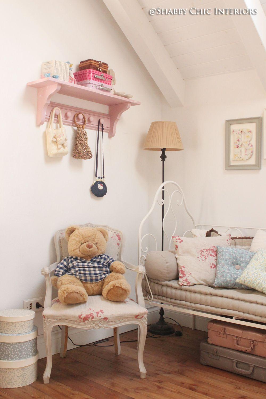 Shabby Chic Interiors: La cameretta delle mie bimbe | Chambre Enfant ...