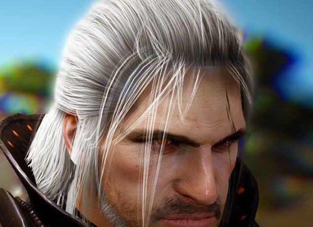 bdo warrior templates geralt of rivia black desert online
