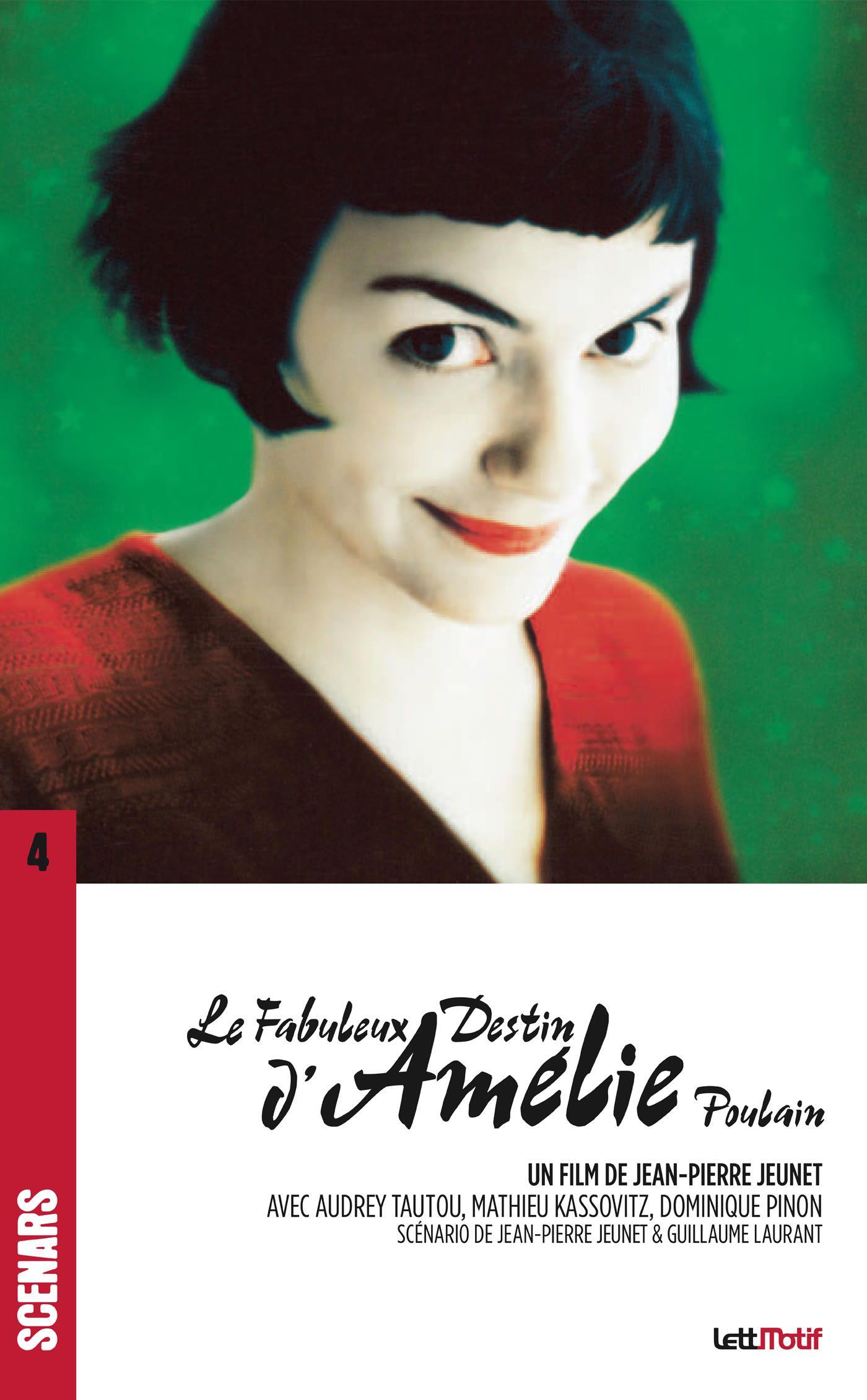 Scénario du film Le Fabuleux destin d'Amélie Poulain de ...