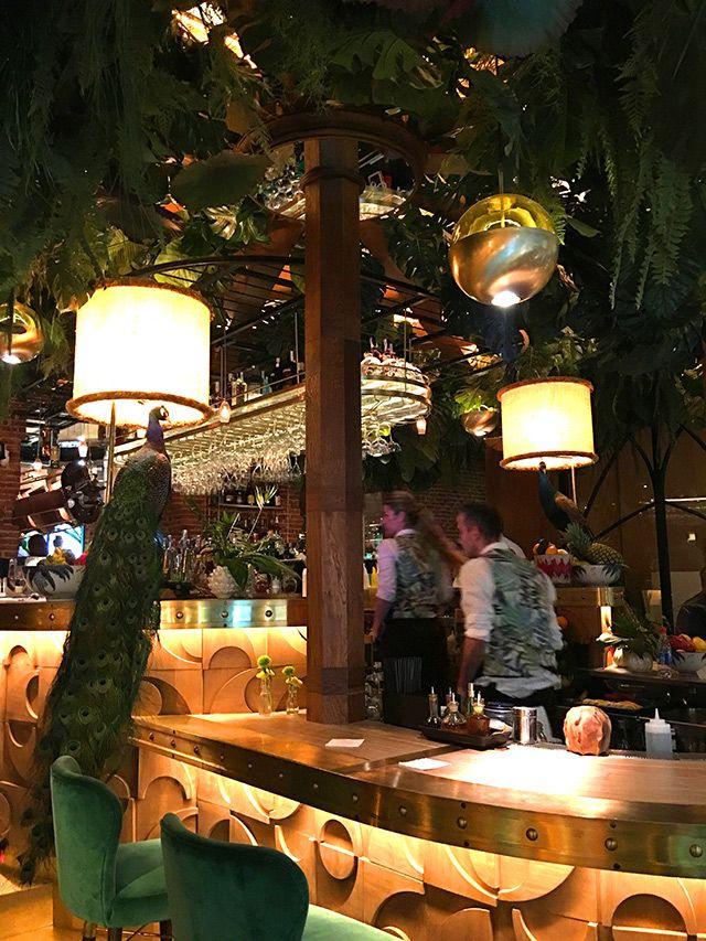 Elle Blogs Decoracion Restaurantes Diseño De Interiores Del Bar Restaurantes Elegantes