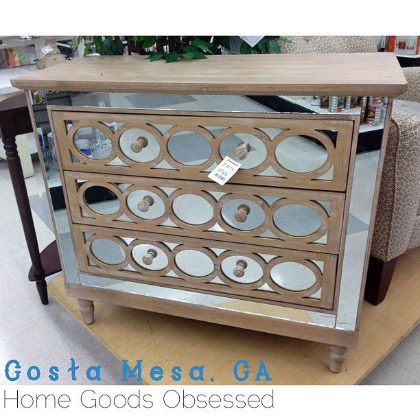 Home Goods Mirrored Furniture: Pretty Little Mirrored Chest. Fab For A Modern Nursery