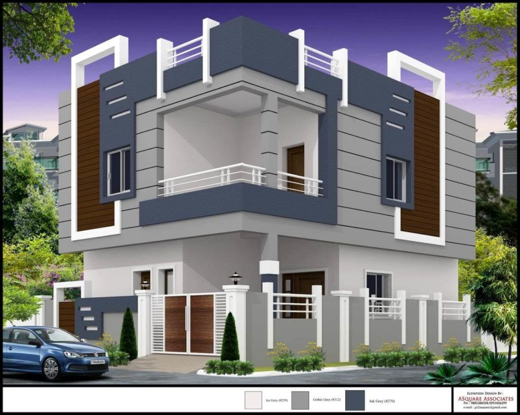 Best Houses In Yapral Minimalist House Design House Design Facade House