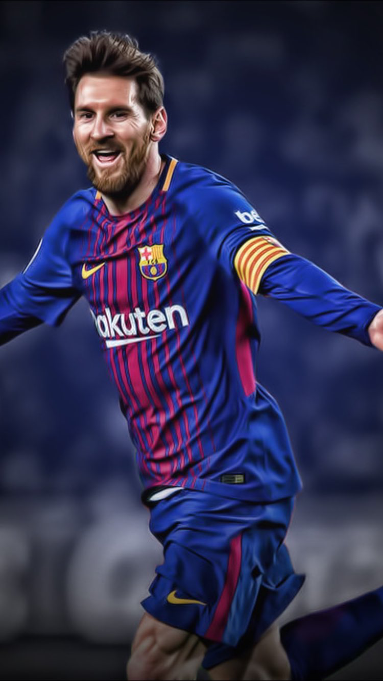 Pin on Messi and football legends
