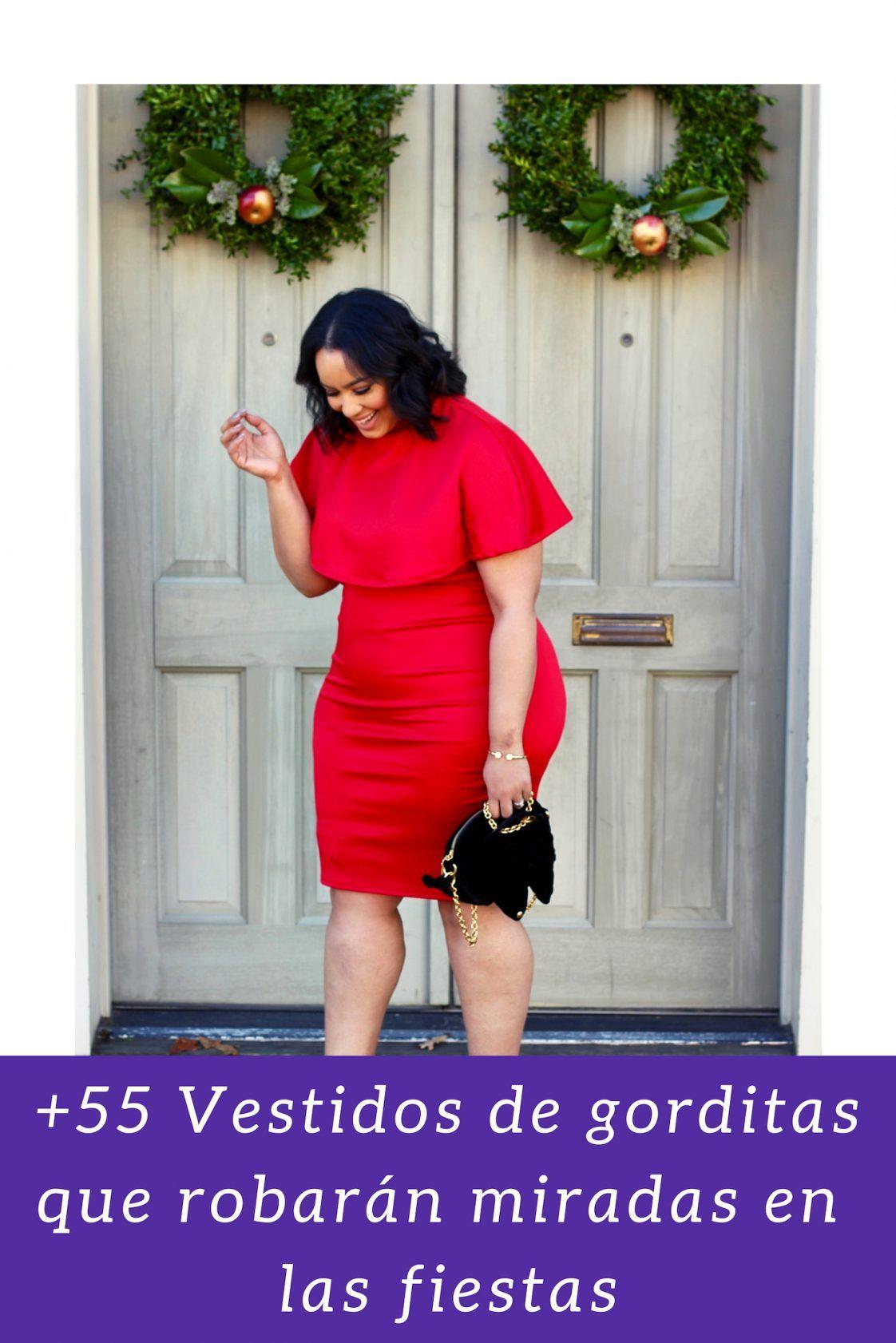 1e020c231 + 55 vestidos de fiesta para gorditas para el 2019 - Métodos Para Ligar
