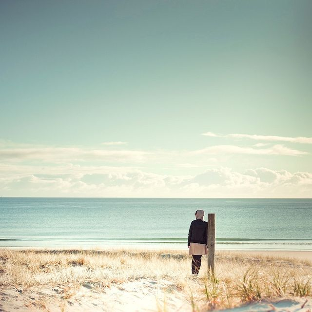 I've always loved this image from CubaGallery on Flickr.  So serene.    #beach #calming #photography