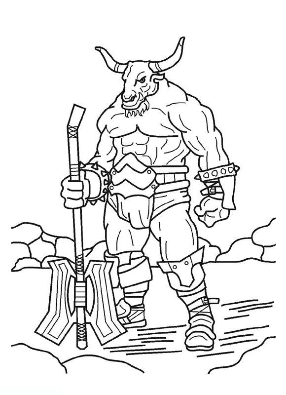 10 Cute Bull Coloring Pages For Your Toddler Unicorn Coloring