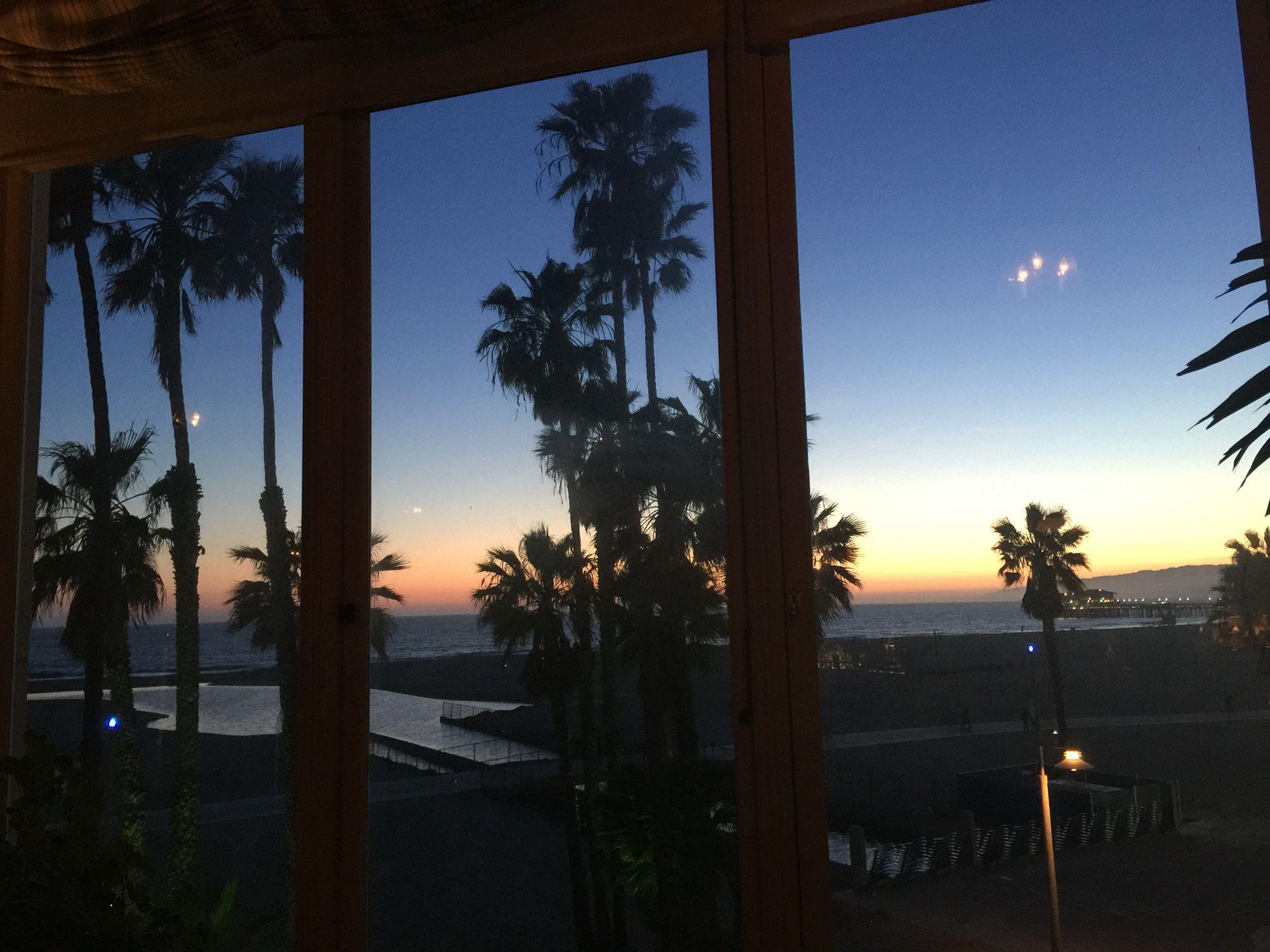 Santa Monica LA hotel