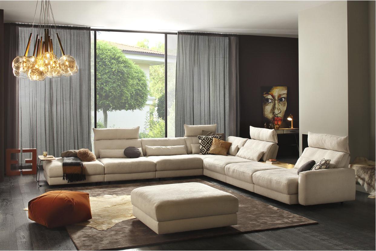 Top Interieur Izegem en Massenhoven - salon met verschuifbare ...