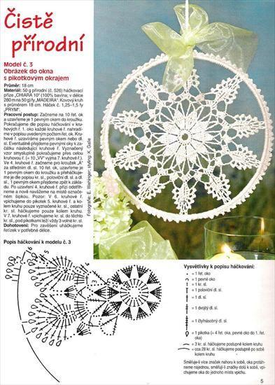 Okienne Szydelko Ankoscielna Crochet Snowflakes Crochet Motif Thread Crochet