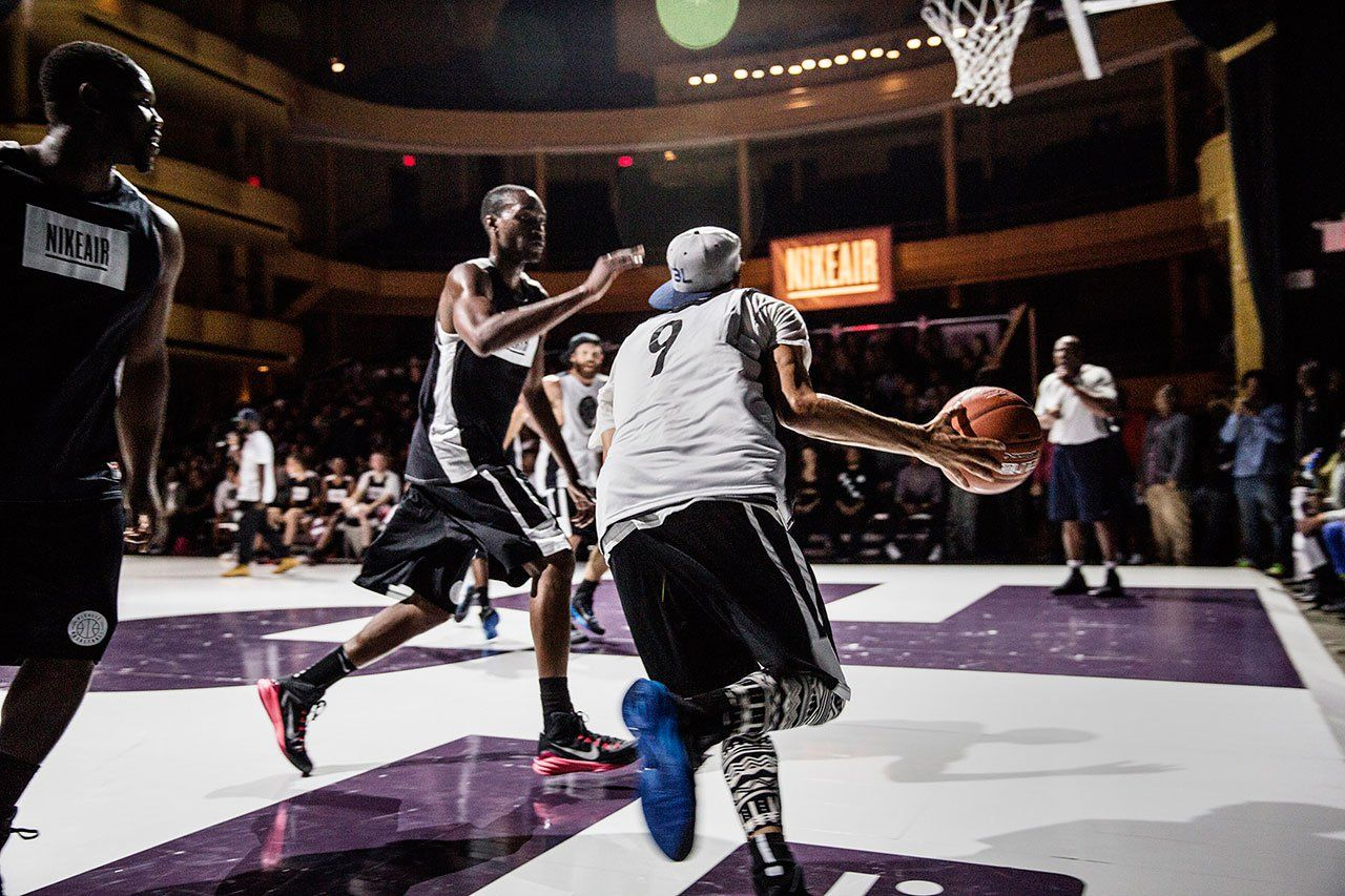 Image of Pigalle x Nike NYC Basketball Tournament Recap