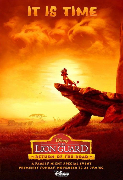 Click To View Extra Large Poster Image For The Lion Guard Return
