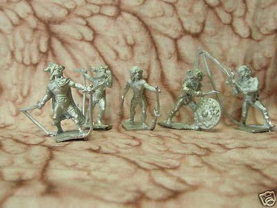 Greyhawk Grognard: Minifigs Greyhawk Miniatures