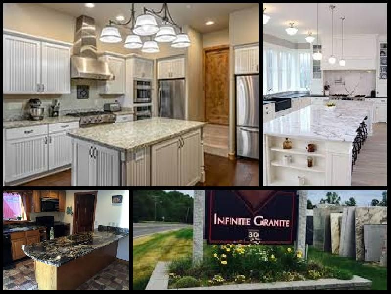 Best Kitchen Countertop Installation In Brimfield Infinite Granite Pr Installing Granite Countertops How To Install Countertops Installing Kitchen Countertops