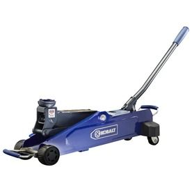 Kobalt 2 1 4 Ton Trolley Jack With Laser 44 97 Lowes Home Improvements Lowes Tool Shop