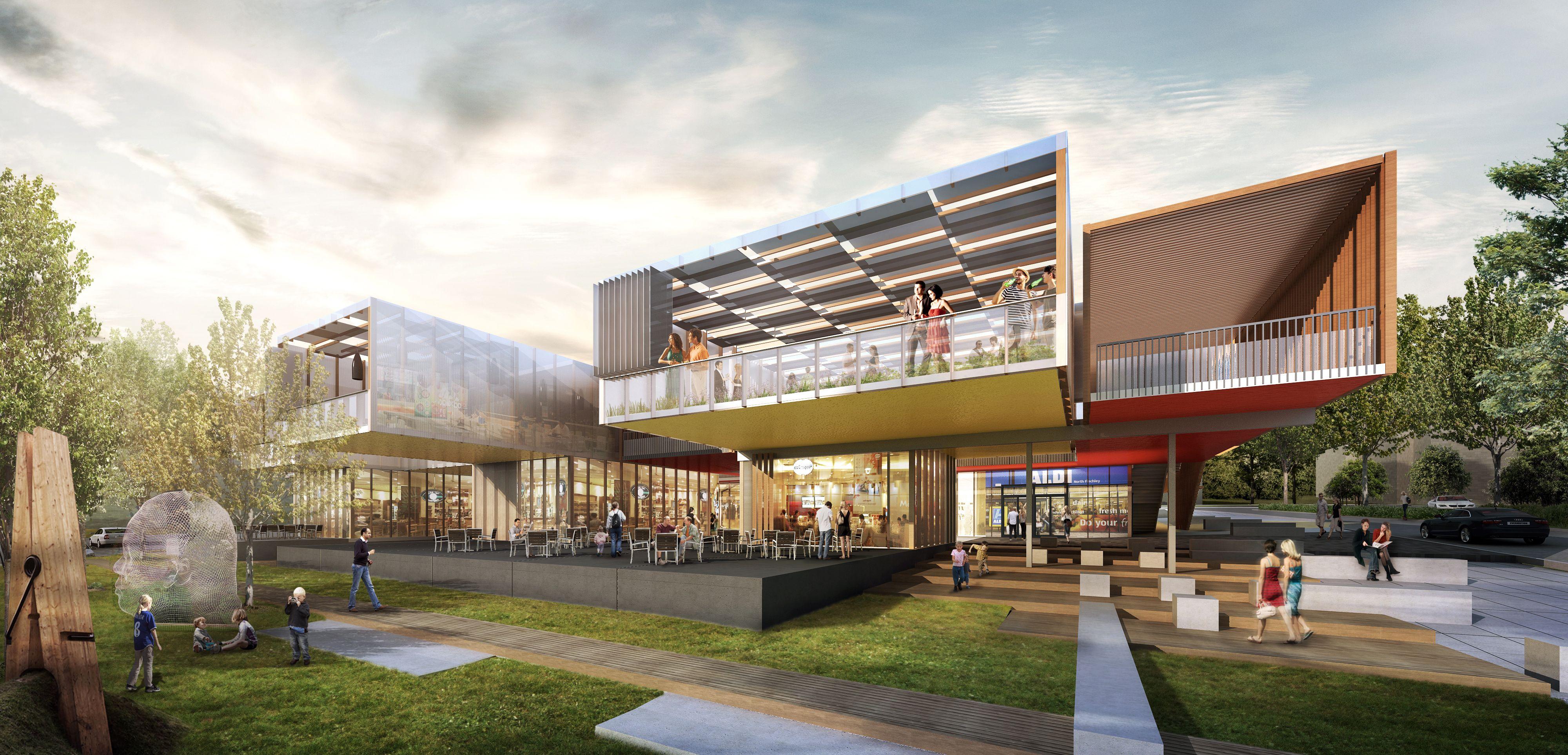 Community & Retail Centre Canberra