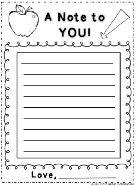 Back to school night note from parents to students by first grade back to school night note from parents to students by first grade schoolhouse free download thecheapjerseys Gallery